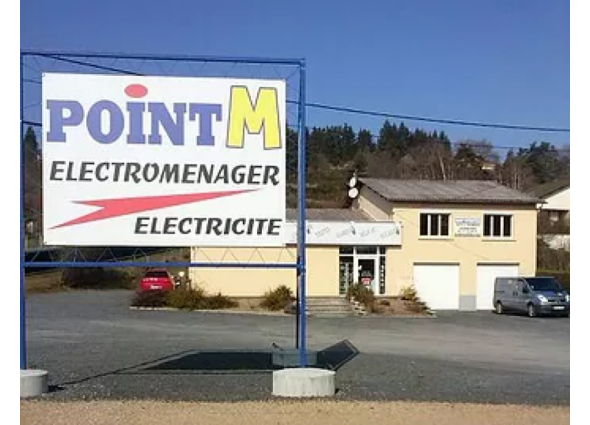 POINT M ELECTROMÉNAGER - 1